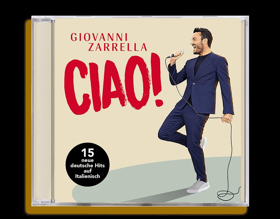 Giovanni Zarrella CIAO! CD ALBUM