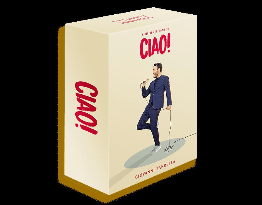 Giovanni Zarrella CIAO! FANBOX Limited Edition
