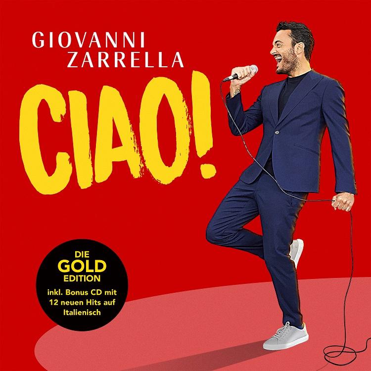 Giovanni Zarrella Gold Edition CIAO! Album
